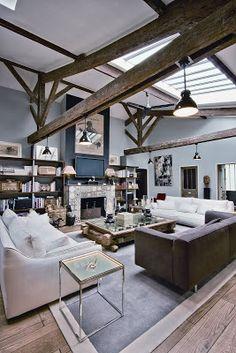 Metal Home Interiors | Metal Building Homes Interior Interior design furniture