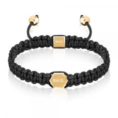 Braided Bracelet Gold - BALR.