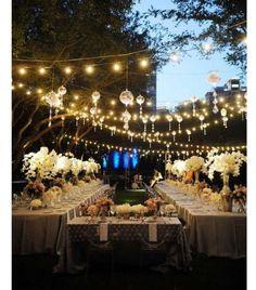 Outdoor Reception « David Tutera Wedding Blog • It's a Bride's Life • Real Brides Blogging til I do!