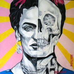 Is Frida Immortal by Juliet Foxtrot