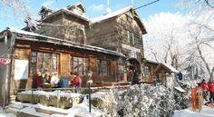 Fotó: Dobogokosi.hu Cabin, House Styles, Travel, Home Decor, Viajes, Decoration Home, Cabins, Destinations, Cottage
