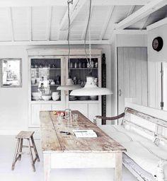 White U0026 Wood #dining #Esszimmer Esstisch, Einrichten Und Wohnen, Essen, Home