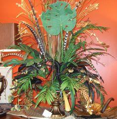 30 inch boston fern with metal vase silk plant w70 leaves green 30 inch boston fern with metal vase silk plant w70 leaves greenplanttree anasilkflowers silk flowers arrangements floral decor mightylinksfo