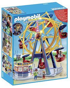Ferris Wheel with Lights PLAYMOBIL® http://www.amazon.com/dp/B00FJR0XII/ref=cm_sw_r_pi_dp_yB5uvb1GJA11T
