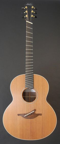 Lowden fan fret guitar