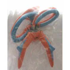 Pokemon 2004 Bandai Full Color Advance Movie Special Series Deoxys Attack Form Figure