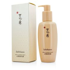 SULWHASOO Gentle Cleansing Oil 200ml Skin Cleanser Makeup Remover K-Beauty #SULWHASOO