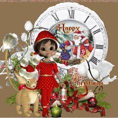 nnooee.gif Gifs, Merry Christmas, Christmas Ornaments, Gif Animé, Holiday Decor, Home Decor, Noel, Christmas Parties, Merry Little Christmas