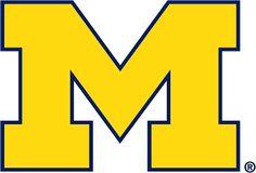 Michigan Wolverines Football Team logo