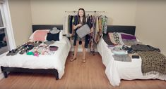 Watch This Woman Pack Over 100 Things Into a Carry-On the Size of a Phone Book