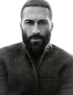 Bearded gentleman.