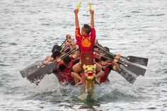 Dragon boat race, rafting and 19 KM hiking in bamboo forest! Wanna-travel.com