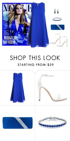 """Untitled #1067"" by gallant81 ❤ liked on Polyvore featuring Sans Souci, Zara, Koh Koh and Bling Jewelry"