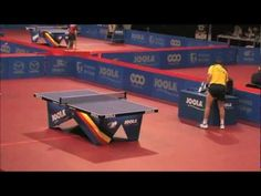 Table Tennis - Top 10 Points
