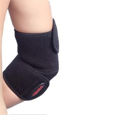 1 PCS Unisex 38*19cm Elbow Brace Relief Elbow Adjustable Elastic Strong Sports Badminton Elbow Support Protector Pad