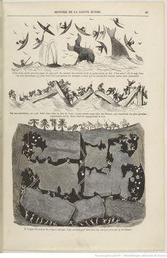 Gustave Doré (1832 - 1883). Histoire pittoresque dramatique et caricaturale de la Sainte Russie, d'après les chroniqueurs et historiens Nestor Nikan Sylvestre Karamsin Ségur etc., 1854. [Pinned 10-iv-2015]