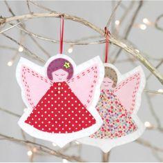 Christmas Angels Sewing Kit
