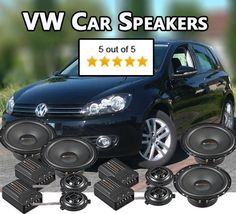 Here you can find VW car speakers for Volkswagen vehicles that fit into the original slots Volkswagen Vehicles, Car Volkswagen, Vw Cars, Italy Tours, Speaker Design, Speakers, Bike, Comics, Board