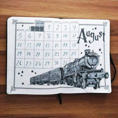 Raise your hand if you are obsessed with both Harry Potter and Bullet Journals? Read this for the best Harry Potter Bullet Journal Layout and Spread ideas! Bullet Journal Cover Page, Bullet Journal Mood, Bullet Journal Themes, Bullet Journal Spread, Bullet Journal Layout, Bullet Journal Inspiration, Journal Ideas, Bullet Journal Assignment Tracker, Back To School Bullet Journal