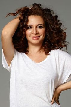 Maya Rudolph is featured in Season 3, Episode 3, entitled In Search Of Freedom