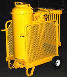 LEAF Gasifier | Woodgas Power, capable of running up to a 10KW generator on nothing but dry wood.