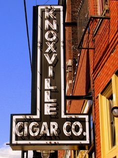 Knoxville Cigar Co. ......Knoxville, Tennessee