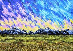Aurora Borealis Over Colorado Rockies, 2017 https://www.etsy.com/listing/559797406/aurora-borealis-over-the-colorado  We are excited about the $100 and Under Exhibition at:   @Whitman Works Company 1826 Penfield Rd, Penfield, NY 14526 (585) 747-9999  https://www.whitmanworks.com/  It's the perfect place to find unique and handmade  gifts at affordable prices.   You'll find paintings, prints, sculptures, jewelry,  and so much more.  For more information, please visit…