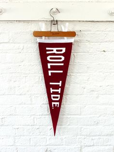 Roll Tide | University of Alabama Pennant - Old Try - ´X°