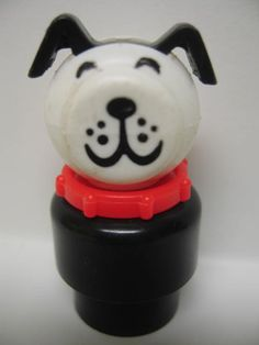 Vintage Fisher Price Dog
