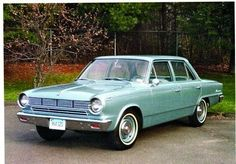 1965 Rambler American 330 4-Door Sedan Maintenance of old vehicles: the material for new cogs/casters/gears/pads could be cast polyamide which I (Cast polyamide) can produce