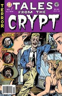 50s-era EC horror comics: Tales from the Crypt