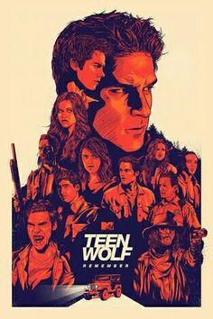 Arte Teen Wolf, Teen Wolf Art, Teen Wolf Scott, Teen Wolf Funny, Teen Wolf Memes, Teen Wolf Boys, Teen Wolf Dylan, Teen Wolf Stiles, Scott Mccall