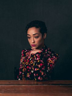 """ Ruth Negga poses for a portrait at the Variety Studio at TIFF Presented by Airbnb Day 2 during the Toronto International Film Festival on September 10, 2016 in Toronto, Canada """