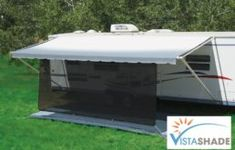 Vista Shade for Electric RV Awnings are the only RV awning shades made specifically for RV awnings. Simply the easiest to set up on the market today. Roll Out Awning, Awning Shade, Electric Awning, Rv, Shades, Easy, Motorhome, Sunnies, Camper