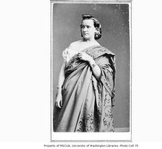 Avonia Jones in the role of Judith :: 19th Century Actors Photographs