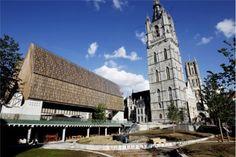 Robberecht & Daem - stadshal Gent