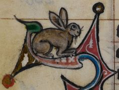 Detail from medieval manuscript, British Library Stowe MS 17 'The Maastricht Hours', f250v