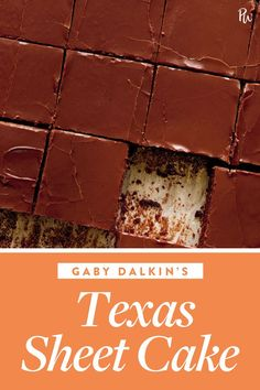 This Texas sheet cake recipe goes from oven to table in less than an hour, and you don't even need a stand mixer to make it.