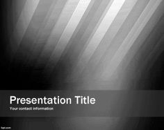 12 best black powerpoint templates images on pinterest microsoft free black impact powerpoint template for awesome presentations in powerpoint toneelgroepblik Choice Image