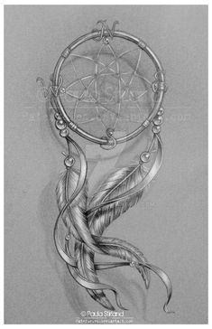 Compass Dreamcatcher by hatefueled on DeviantArt