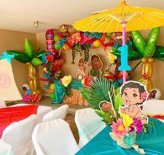14 Best Moana Centerpieces Images Moana Centerpieces Luau Party