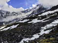 View near #Roopkund Lake