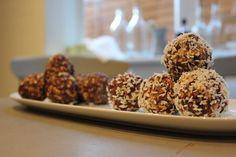 paleo snack balls