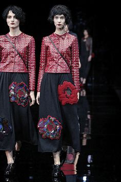 Milan Fashion Week: Emporio Armani