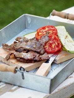 Best Beef Escalope Recipe on Pinterest