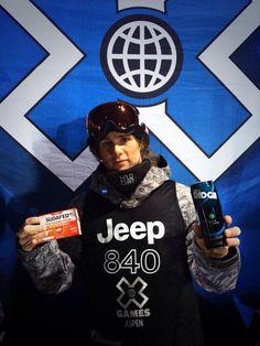 Benji Farrow: Pro Snowboarder