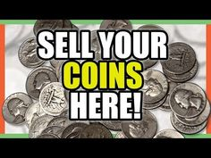 We look how to sell your coins online through the Littleton Coin Company! Selling your coin collection and finding where to sell your coins is what we discus. Old Coins For Sale, Sell Old Coins, Buy Coins, Old Coins Value, Rare Coins Worth Money, Valuable Coins, Valuable Pennies, Coin Dealers, Where To Sell