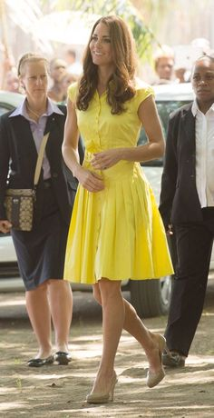 Kate Middleton's Look Book | Never Underdressed