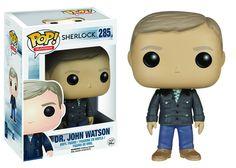 Pop Funko John Watson