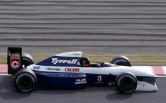 Olivier Grouillard, Suzuka 1992, Tyrrell 020B